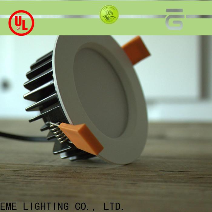 OEM led down light black on-sale for indoor lighting