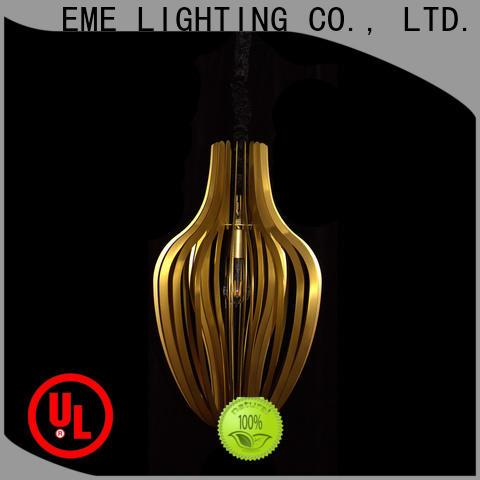 EME LIGHTING factory price vintage pendant lighting bulk production for rest room