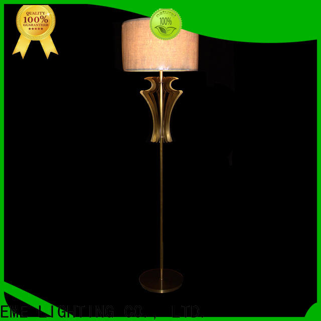vintage stand up lamps customized modern for hotels