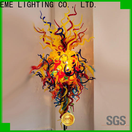 EME LIGHTING customized stand up lamps traditional for restaurant