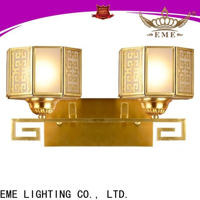 EME LIGHTING vase shape bedroom wall sconces ODM for restaurant