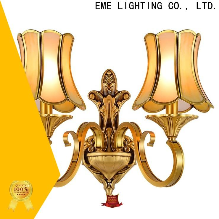 floor brass wall sconce america style top brand for restaurant