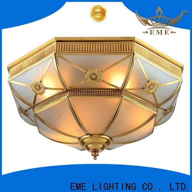EME LIGHTING vintage large ceiling lights European for big lobby