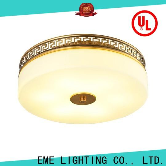 concise crystal ceiling lights high-end residential