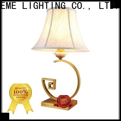 EME LIGHTING black oriental table lamps Chinese style for bedroom