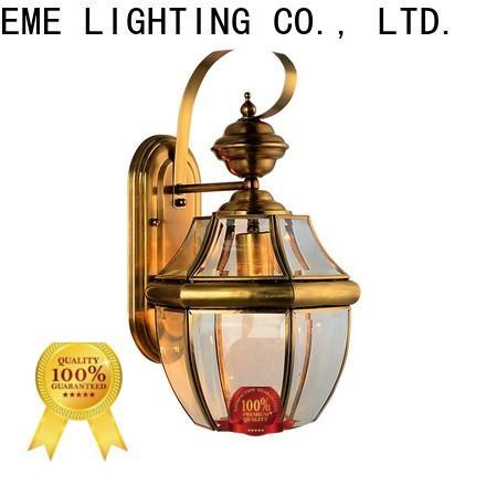 EME LIGHTING vintage gold sconces ODM for indoor decoration