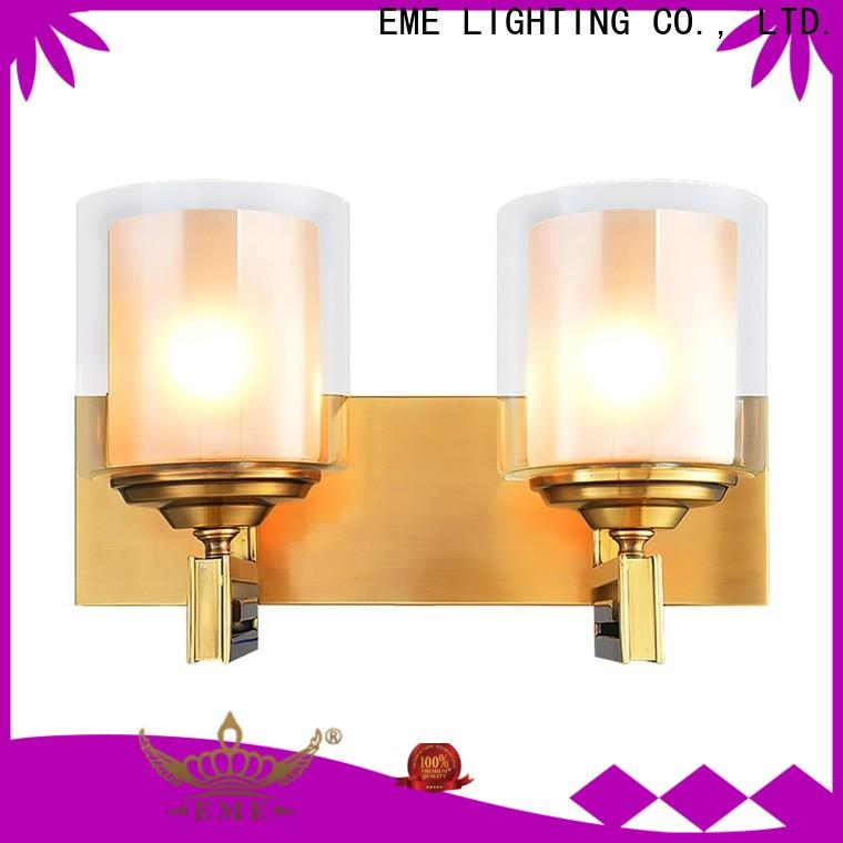 contemporary gold sconces america style for wholesale for restaurant