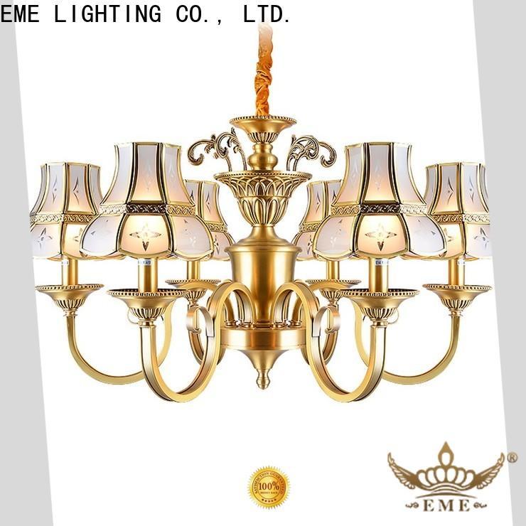 EME LIGHTING copper decorative chandelier residential