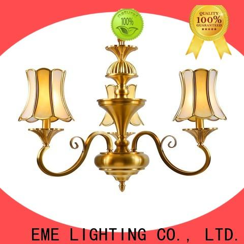 EME LIGHTING copper chandelier manufacturers residential