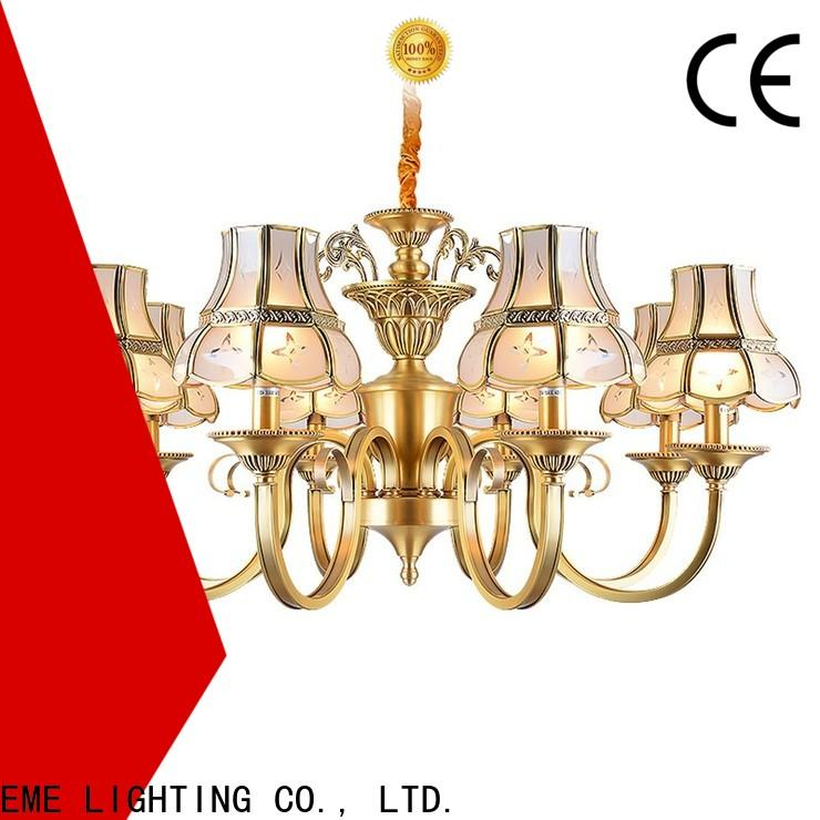 luxury chandelier over dining table large European for home