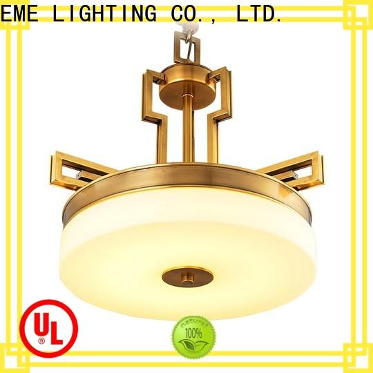 EME LIGHTING decorative antique brass chandelier European for big lobby