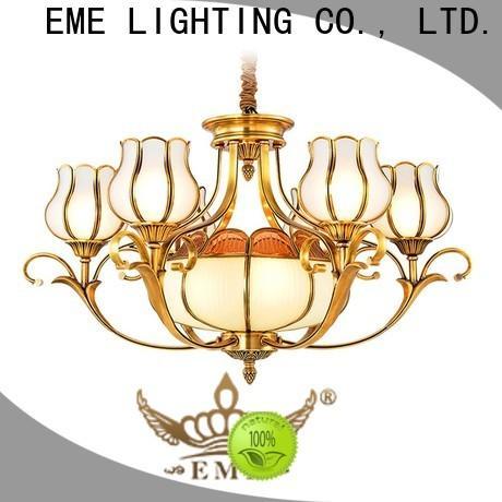 decorative modern hanging light glass hanging European