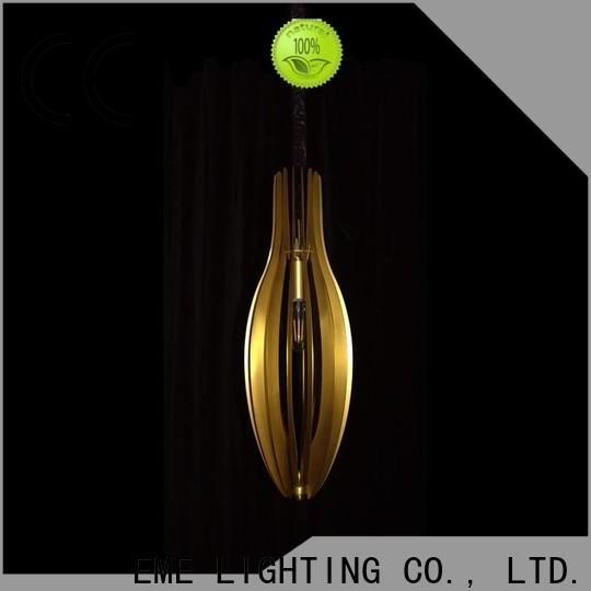 EME LIGHTING copper best modern floor lamps ODM for restaurant