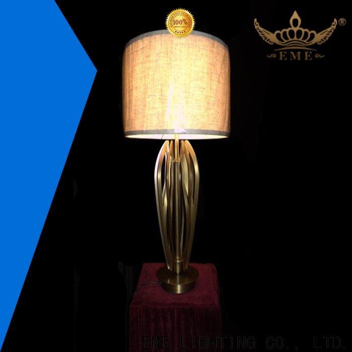 brass best modern floor lamps European style free sample for restaurant