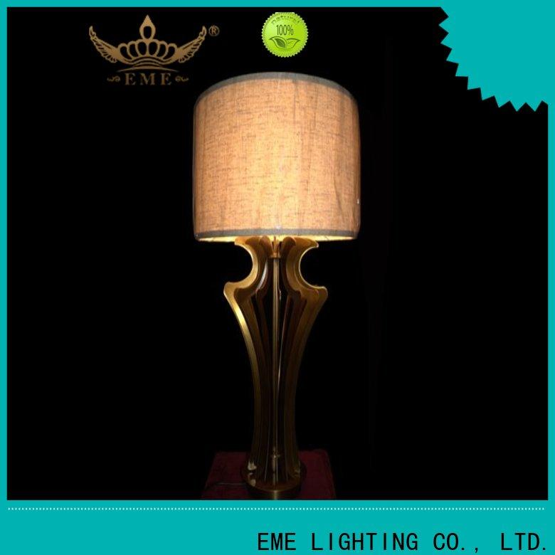 brass hotel floor lamps classic free sample for indoor decoration
