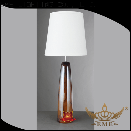 EME LIGHTING vintage western table lamps brass material for room