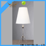 elegant wood table lamp modern European style copper material for room
