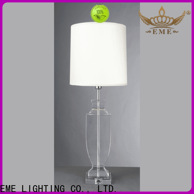EME LIGHTING vintage western table lamps copper material for study
