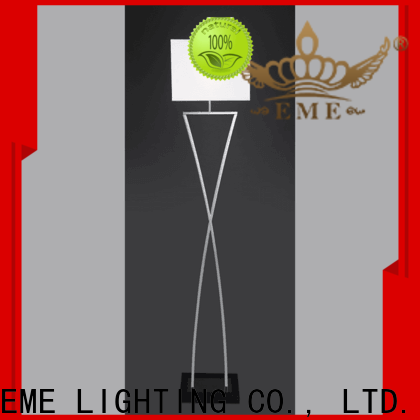 EME LIGHTING black stand up lamps fancy for restaurant