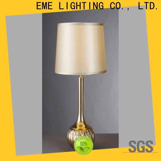 EME LIGHTING white decorative cordless table lamps classic for hotels