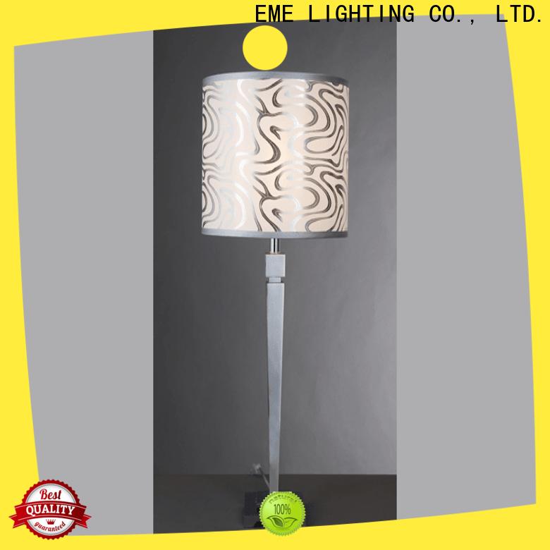 EME LIGHTING metal colored table lamp modern for restaurant