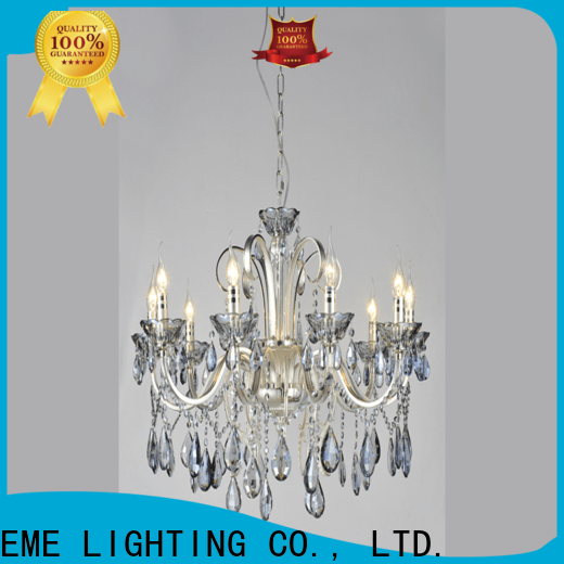 customized luxury chandelier modern at discount for dining room
