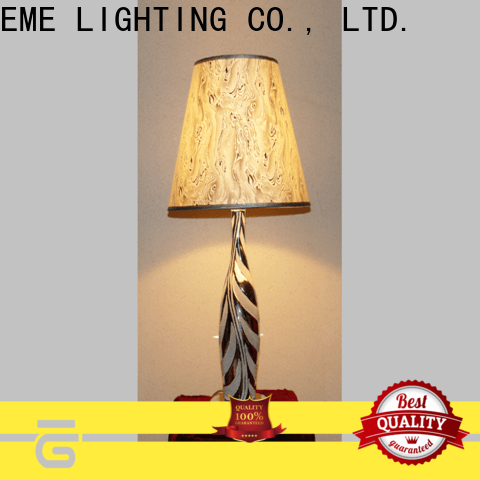 EME LIGHTING elegant decorative cordless table lamps antique for hotels