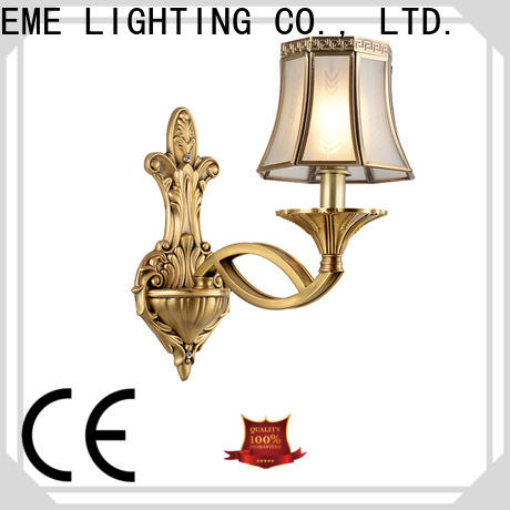 EME LIGHTING decorative wall sconces for living room for wholesale for indoor decoration