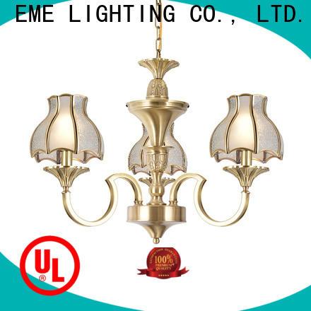 antique modern hanging light copper residential for dining room
