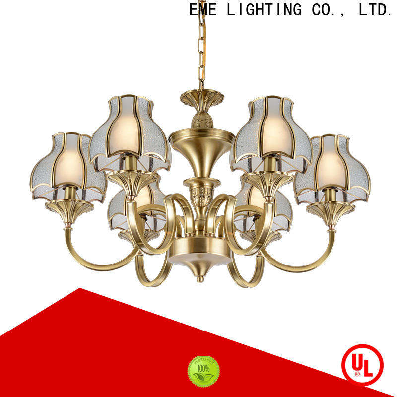 EME LIGHTING luxury chandelier over dining table residential for big lobby