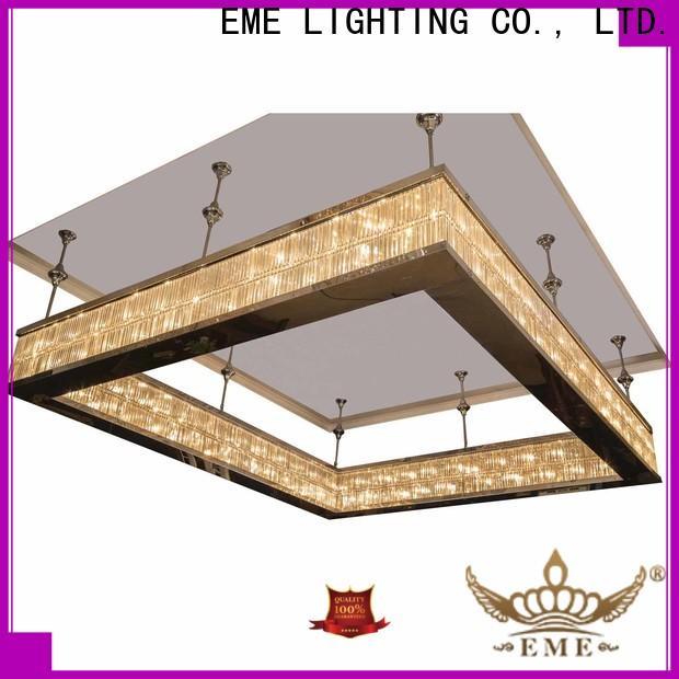 EME LIGHTING modern Large Hanging Chandelier for dining room
