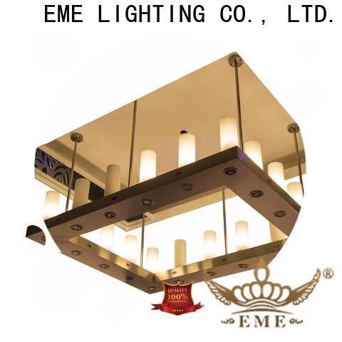EME LIGHTING traditional crystal chandelier lighting for lobby