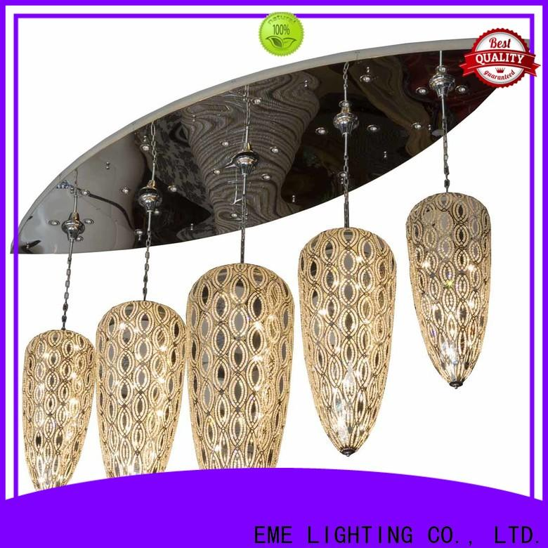 customized elegant chandelier acrylic at discount for lobby