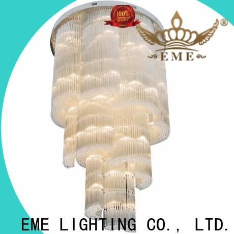 EME LIGHTING traditional vintage crystal chandelier at discount for dining room