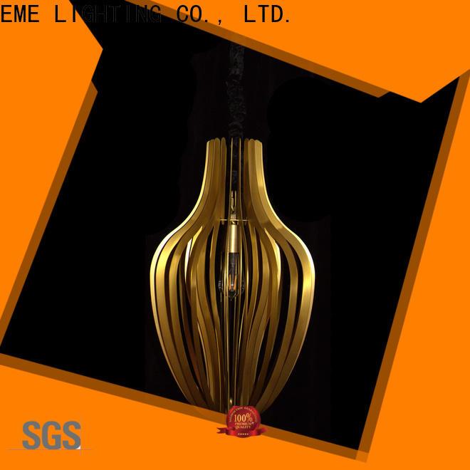 EME LIGHTING popular cylinder pendant light at discount for rest room