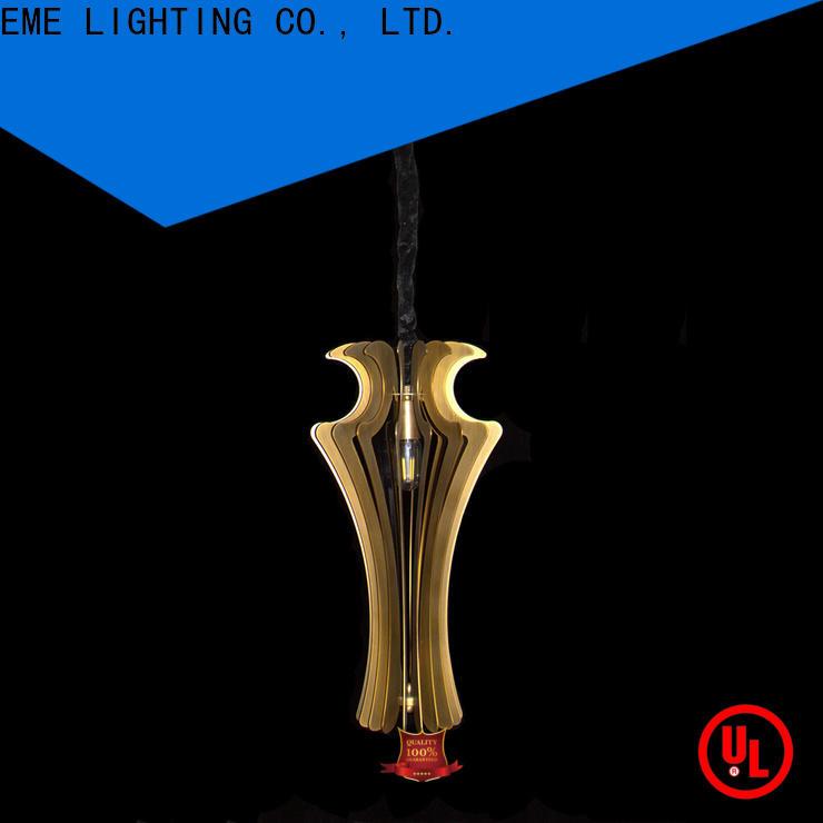 EME LIGHTING unique antique brass pendant light Jane European style for family