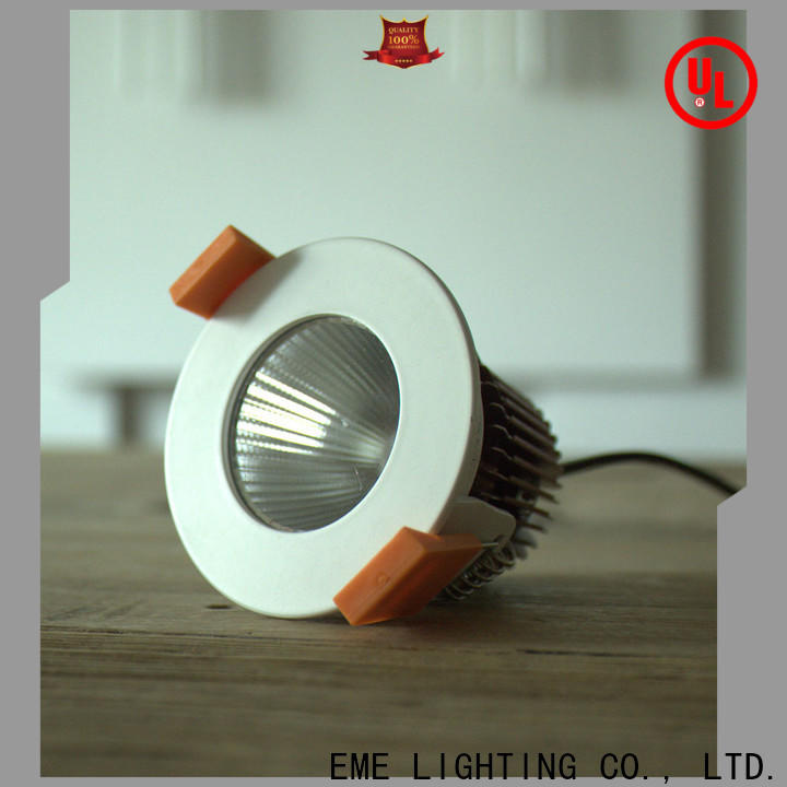 ODM down light fittings sturdiness large-size for kitchen