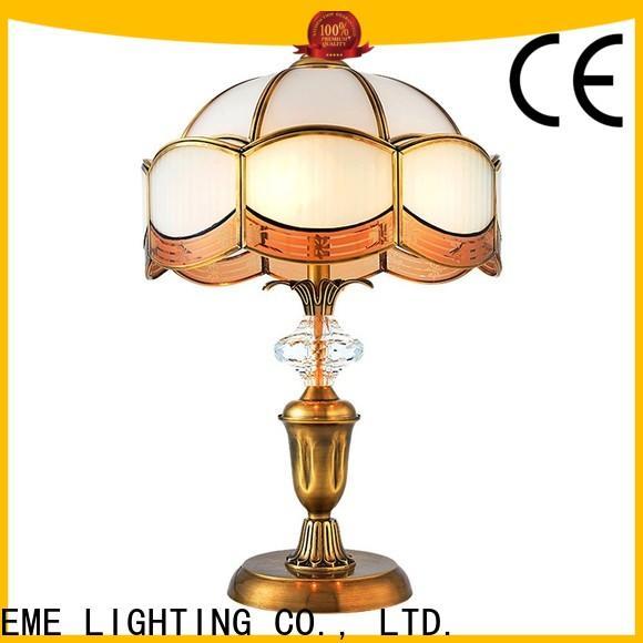EME LIGHTING vintage glass table lamps for bedroom bulk production for study