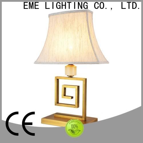 decorative decorative cordless table lamps metal flower pattern for restaurant