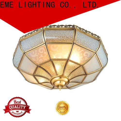 concise traditional ceiling lights modern round for big lobby