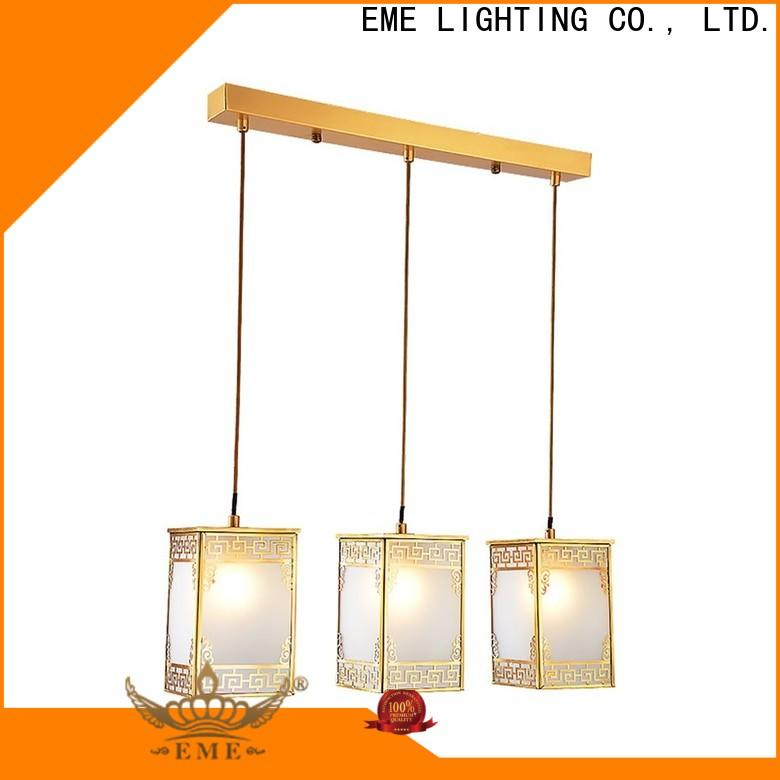 EME LIGHTING high-end suspended ceiling lights traditional for big lobby