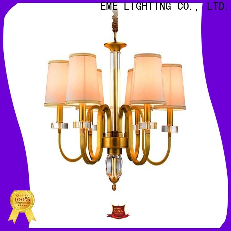 decorative antique brass chandelier american style unique for dining room