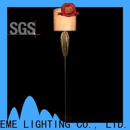 EME LIGHTING modern best modern floor lamps free sample for indoor decoration