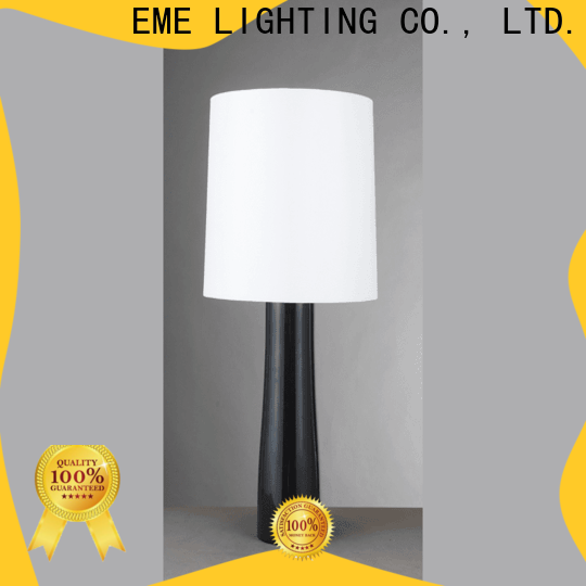 EME LIGHTING decorative glass table lamps for bedroom concise for study