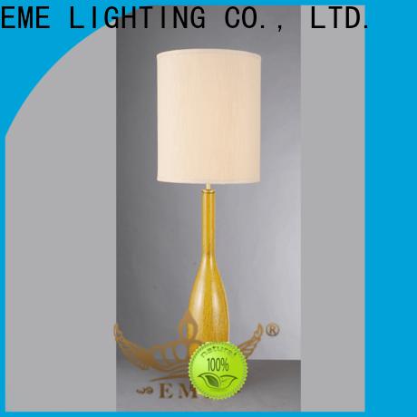 elegant wood table lamp modern vintage concise for bedroom