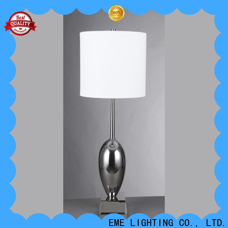 EME LIGHTING vintage colored table lamp traditional for hotels