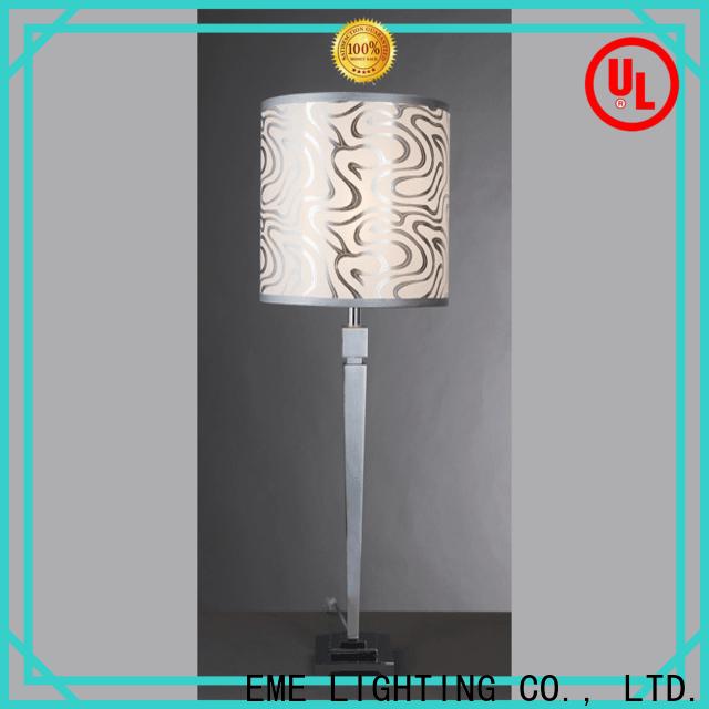 EME LIGHTING vintage decorative cordless table lamps fancy for restaurant