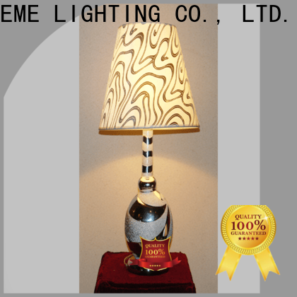 EME LIGHTING decorative colored table lamp modern for hotels