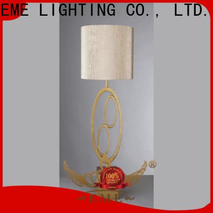 EME LIGHTING black decorative cordless table lamps fancy for restaurant