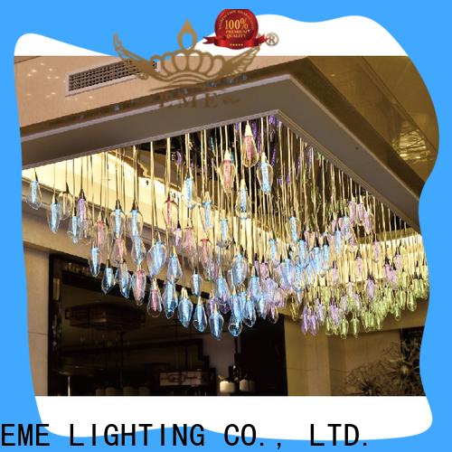 EME LIGHTING customized chandelier modern design for lobby